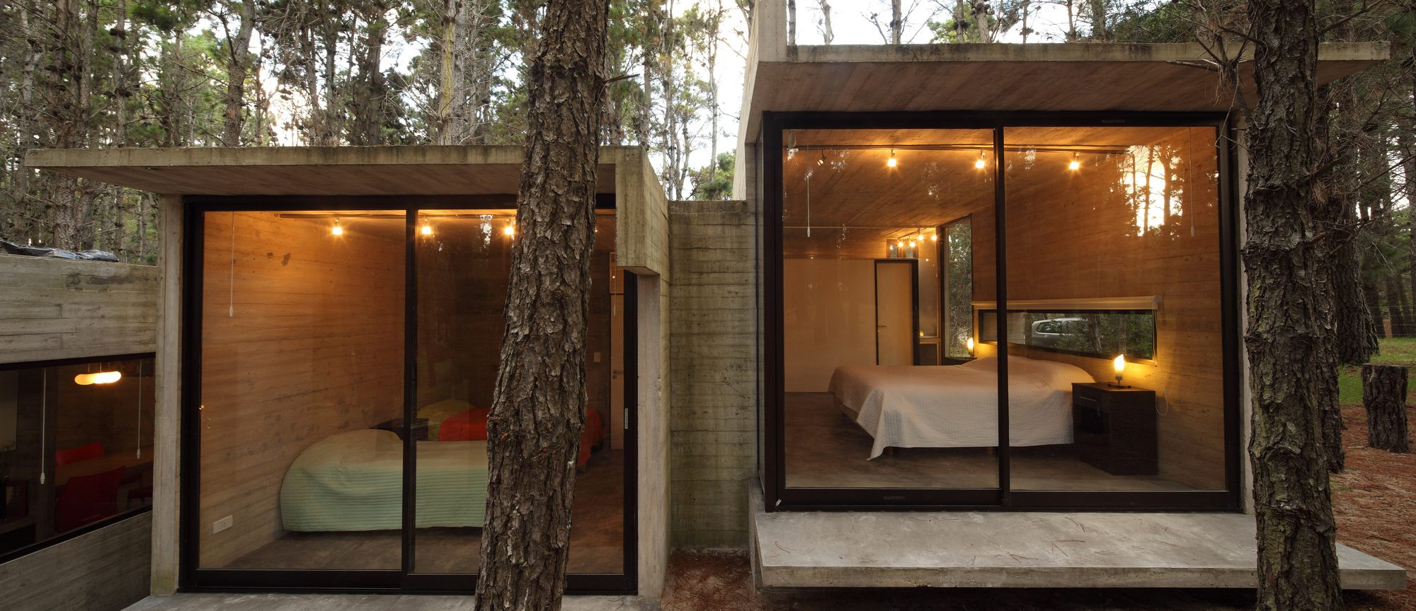 Tiny House With Porch Maf Maquinaria Vivir En El Bosque Arquitectura